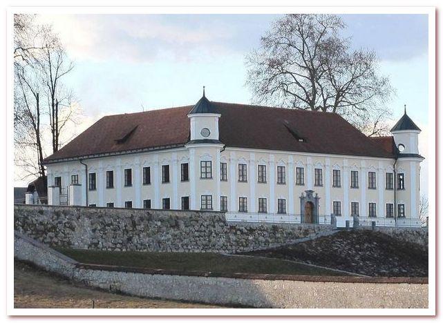 Курорты Словении. Замок Горичане
