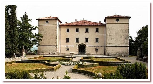 Курорты Словении. Замок Кромберк