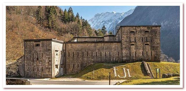 Курорты Словении. Клужская крепость