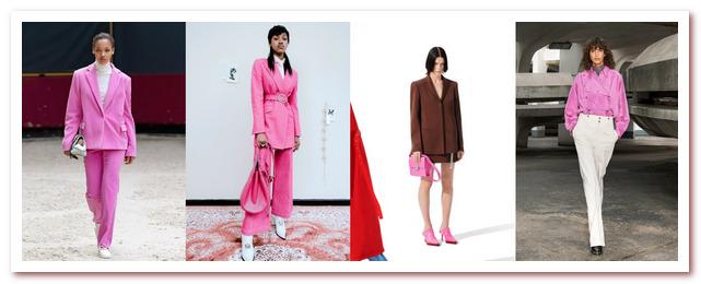 Модные цвета 2021-2022. Лонгшамп, Фиба Магугу, Аликс, Изабель Марант