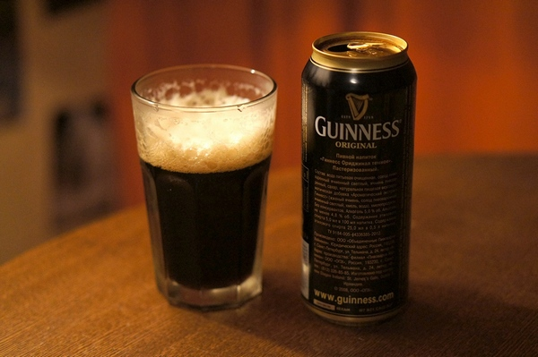 Пиво Гиннесс