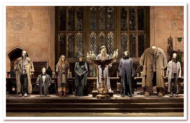 Лондон Гарри Поттера. Костюмы героев в студии Warner Bros