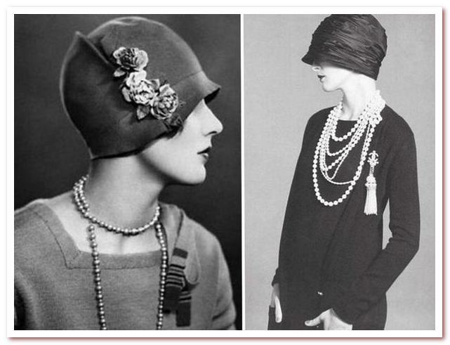 Мода 20 века (1918–1929)