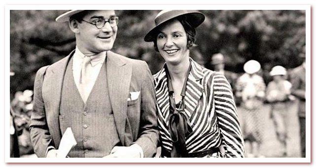 Мода 20 века 1929–1939