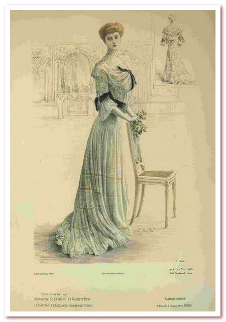 Мода 20 века. Классицизм и ориентализм