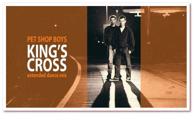 Pet Shop Boys — King's Cross
