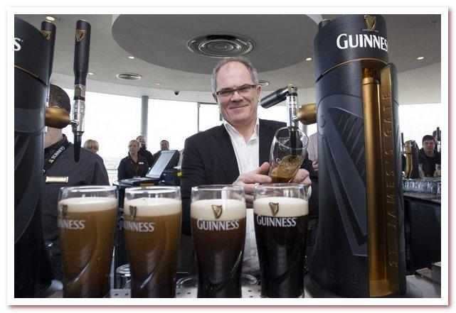 Пиво Гиннесс сегодня - это множество вкусов