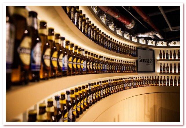 Пиво Гиннесс. Большой ассортимент