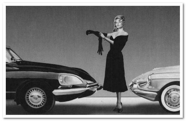 Реклама Citroen DS
