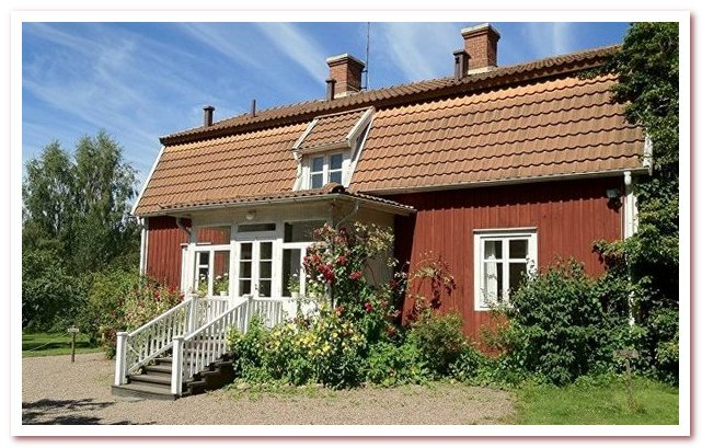 Дом Астрид в Виммербю
