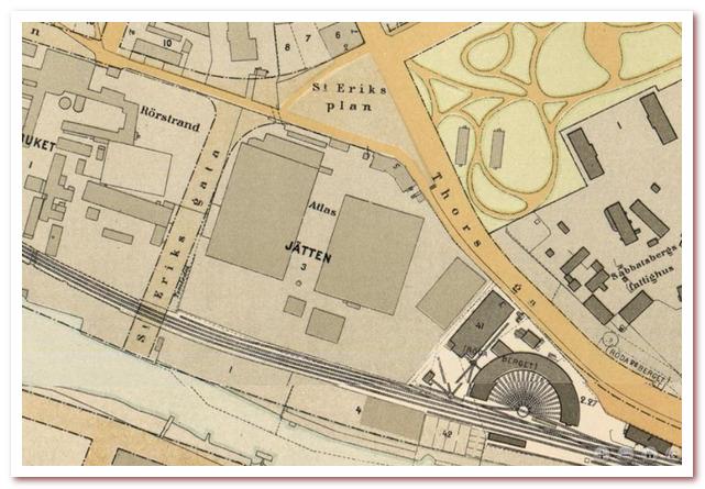 Где жил Карлсон. Завод Атлас, 1899 г.