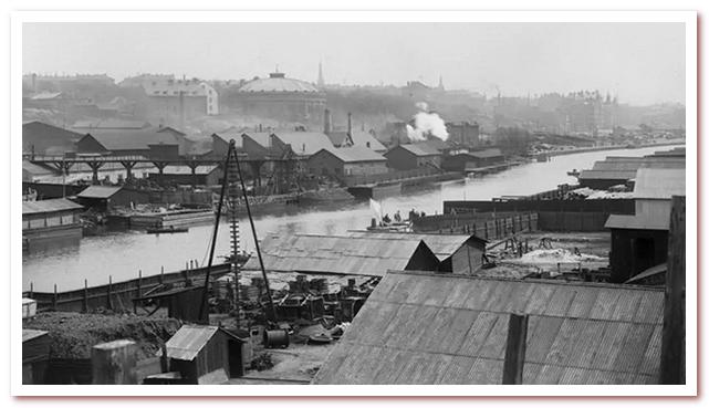 Район Атлас, 1902 год