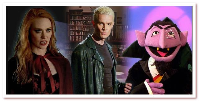 Топ 10 телевизионных вампиров рейтинг