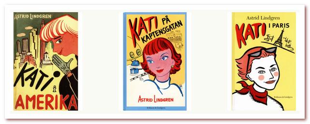 Трилогия книг о Кати