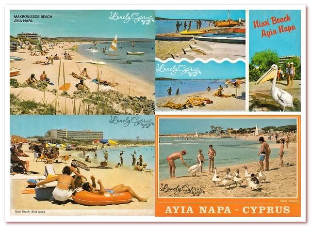 Курорты Кипра. Айа-Напа