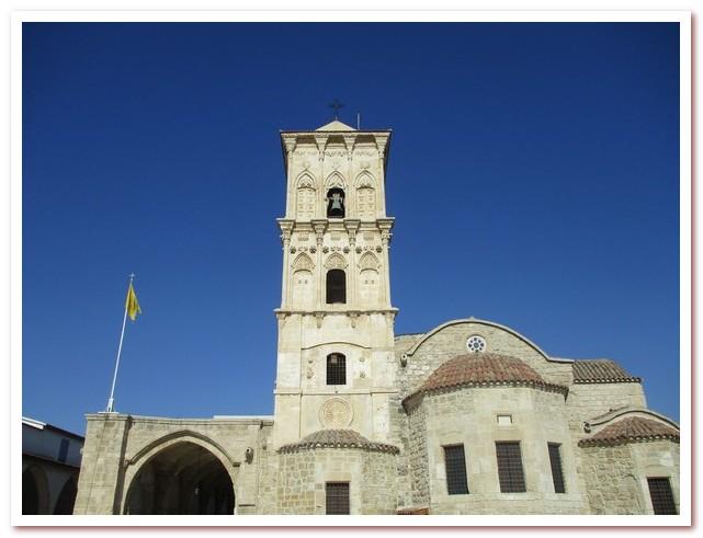 Курорты Кипра. Церковь Святого Лазаря