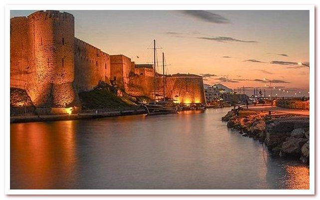 Курорты Кипра. Деринейя