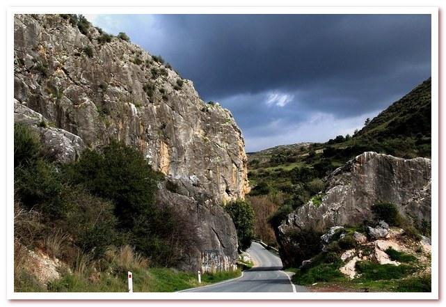 Курорты Кипра. Долина реки Дхиаризос