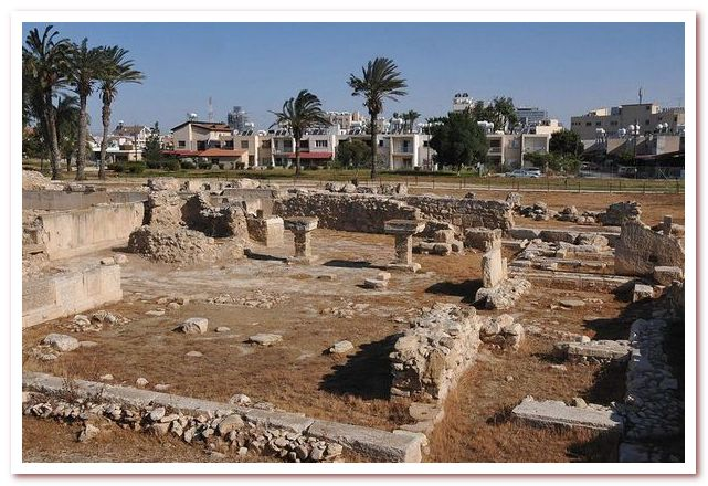 Курорты Кипра. Древний Китион