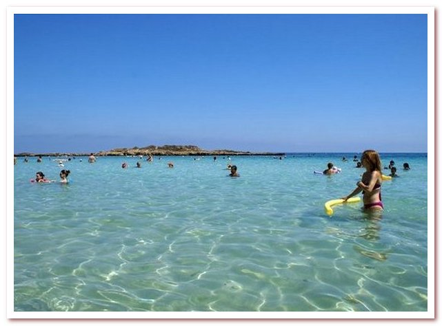 Курорты Кипра. Fig Tree Bay