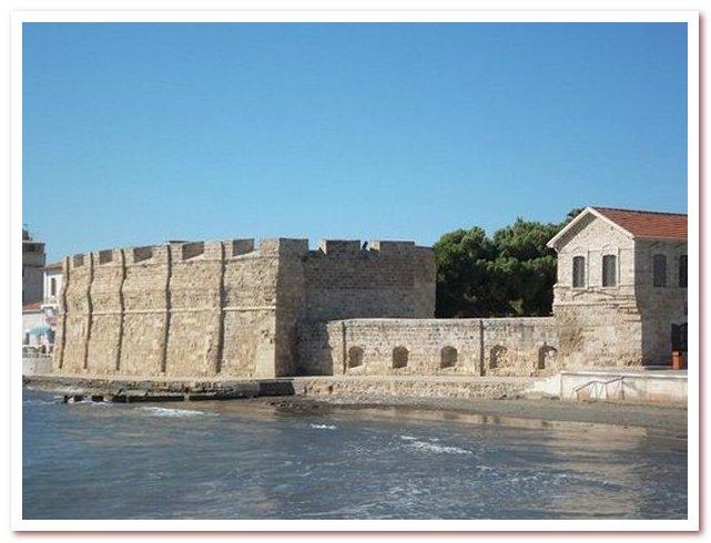 Курорты Кипра. Форт Ларнаки