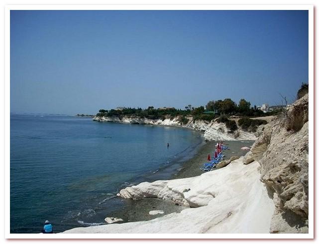 Курорты Кипра. Губернаторский пляж