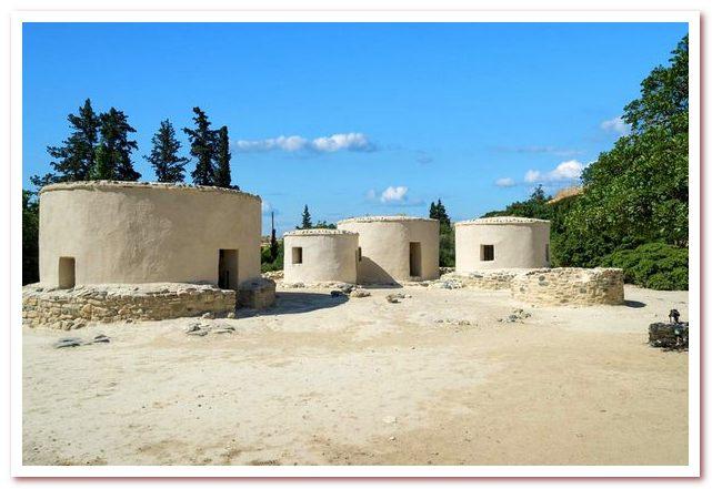 Курорты Кипра. Хирокития