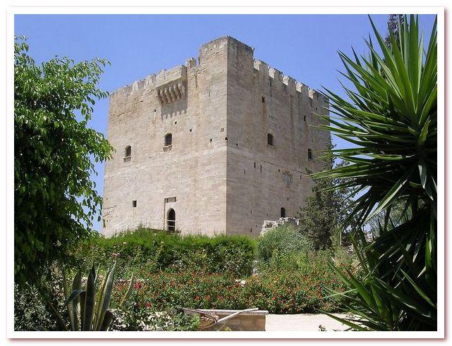 Курорты Кипра. Колосси