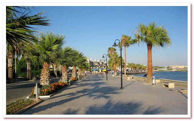 Курорты Кипра. Ктима