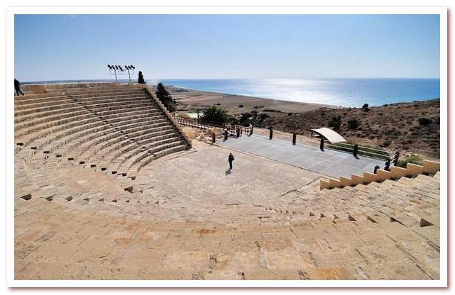 Курорты Кипра. Курион