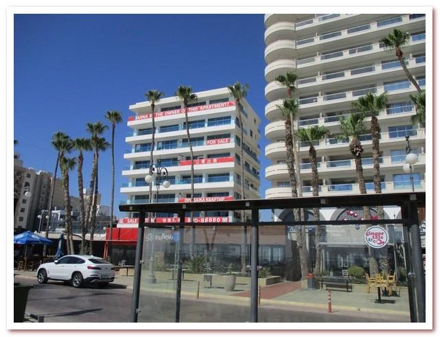 Курорты Кипра. Квартиры на продажу на набережной Ларнаки