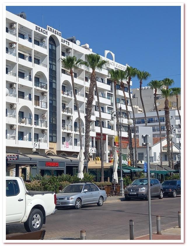 Курорты Кипра. Ларнака - современный облик древнего города