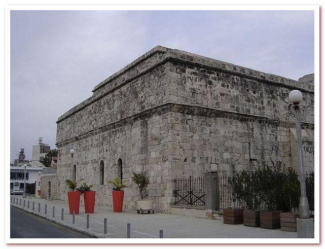 Курорты Кипра. Лимасольский замок