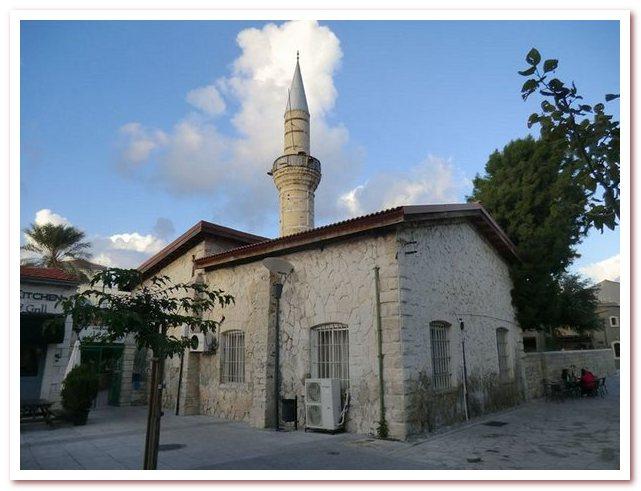 Курорты Кипра. Мечеть Джами Кебир в Лимасоле