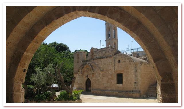 Курорты Кипра. Монастырь Айа-Напы