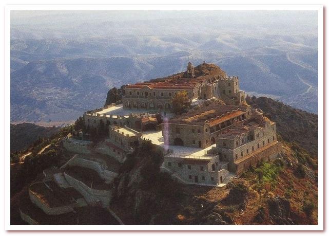 Курорты Кипра. Монастырь Ставровуни