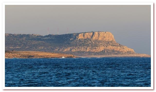 Курорты Кипра. Мыс Греко
