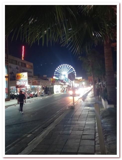 Курорты Кипра. Ночные развлечения в Айа-Напе