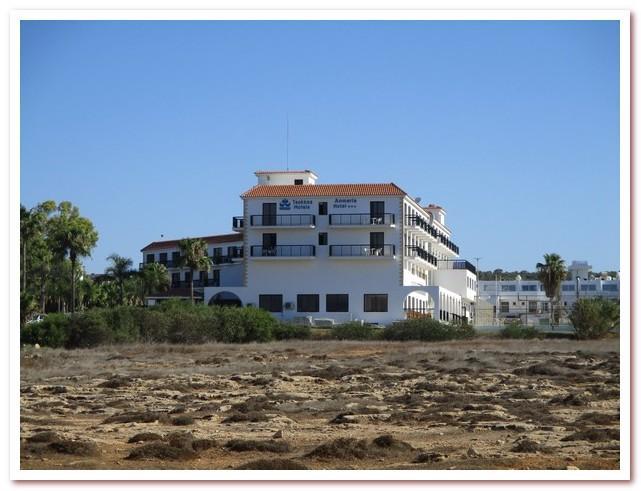 Курорты Кипра. Отель Анмария, один из комфортабельных отелей Айа-Напы