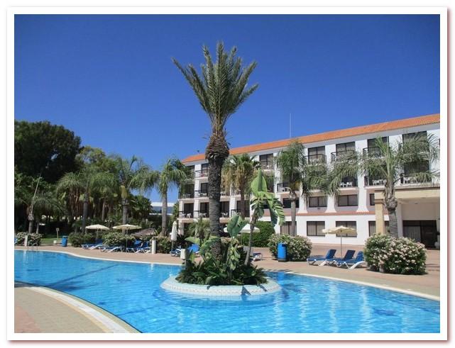 Курорты Кипра. Отель Анмария