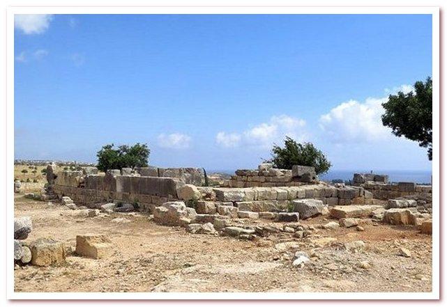 Курорты Кипра. Палеа Пафос