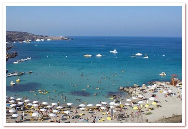 Курорты Кипра. Паралимни
