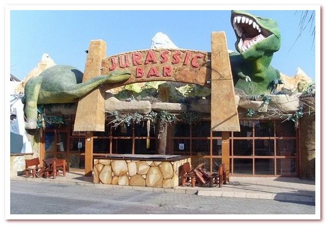 Курорты Кипра. Парк динозавров в Айа-Напе