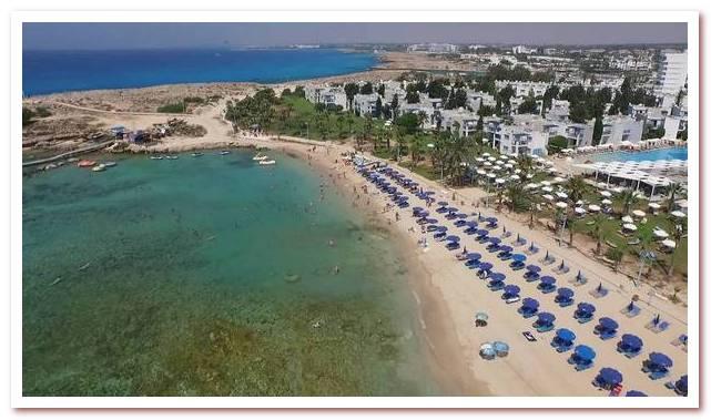 Курорты Кипра. Пернера-Бич в Айа-Напе