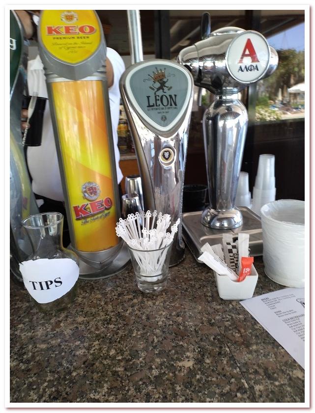 Курорты Кипра. Пиво KEO - местное пиво острова