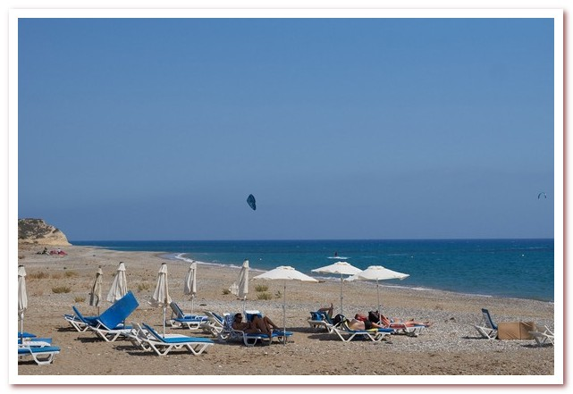 Курорты Кипра. Пляж Avdimou Bay