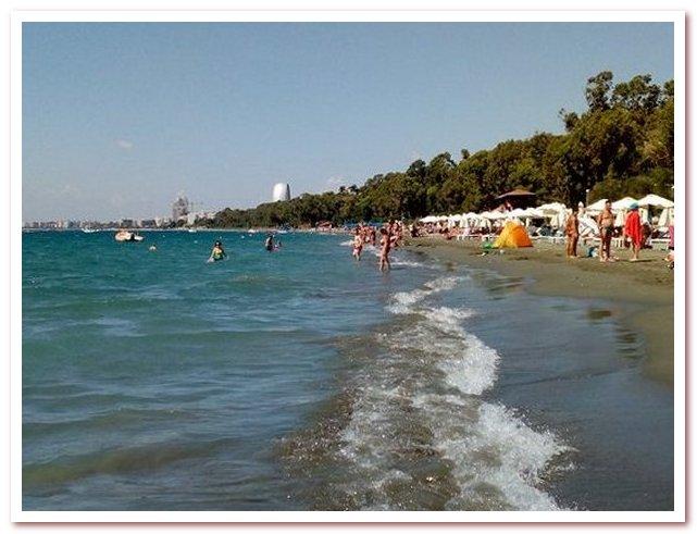 Курорты Кипра. Пляж Дасуди