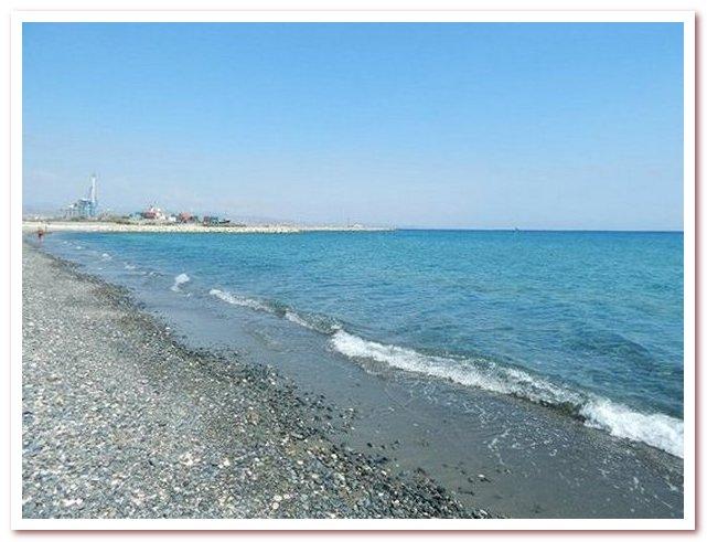 Курорты Кипра. Пляж Ледис Майл
