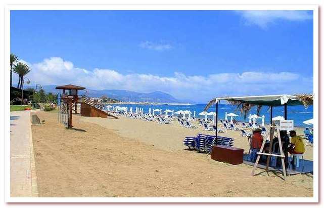 Курорты Кипра. Полис