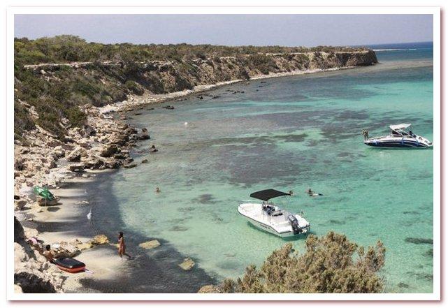 Курорты Кипра. Полуостров Акамас